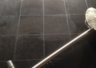 Commercial tile and grout clean before (Small)